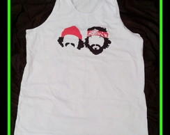 camiseta regata cheech chong