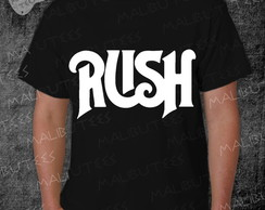 Camiseta Rush Rock Roll