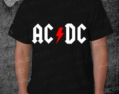 Camiseta AC\DC Rock Roll