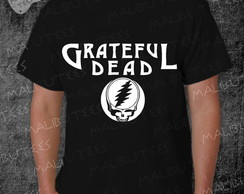 Camiseta Grateful Rock Roll