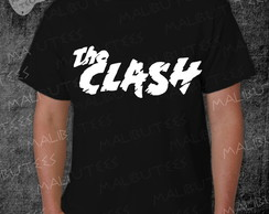 Camiseta The Clash Rock Roll