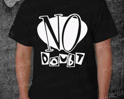 Camiseta No Doubt Rock Roll