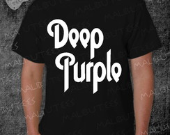 Camiseta Deep Purple Rock Roll