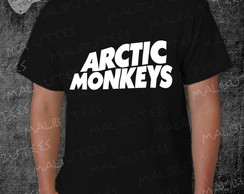 Camiseta Arctic Monkeys Rock Roll