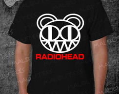 Camiseta Radiohead Rock Roll