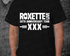 Camiseta Roxette Rock Roll