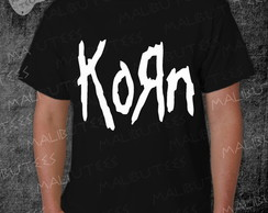 Camiseta Korn Rock Roll