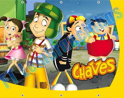 PAINEL CHAVES BANNER CHAVES