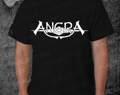 Camiseta Angra Rock Roll