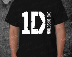Camiseta One Direction Rock