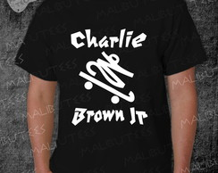 Camiseta Charlie Brown Jr Rock