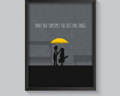 Poster 'How I Met Your Mother'c/ moldura
