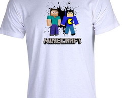 Camiseta Minecraft Pac Mike 05