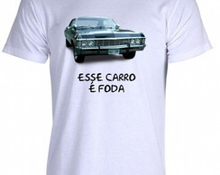 Camiseta Sobrenatural 10