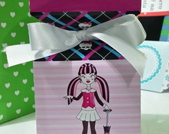 Caixa bala vertical Monster High