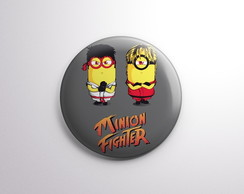 Botton - Minions - Street Fighter
