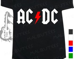 Body Infantil AC/DC Rock