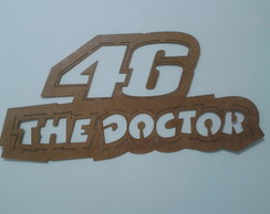Aplique MDF The Doctor 46VR Personalizad