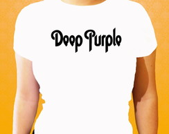 Camiseta - Deep Purple M/F