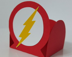 10 forminhas The Flash P/ Doces e Trufas