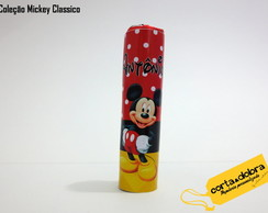 Rótulo p/ Chocolate Baton Mickey