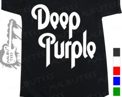 Body Infantil Deep Purple Rock