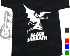 Body Infantil Black Sabbath Rock