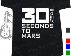 Body Infantil 30 Secunds To Mars Rock