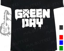 Body Infantil Green Day Rock
