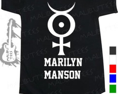 Body Infantil Marilyn Manson Rock