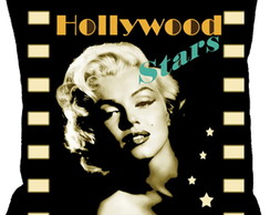 Almofada Marilyn Hollywood