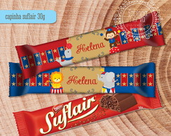 Capinha Chocolate Suflair 30g