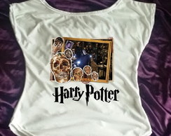 Camisa Gola Canoa Harry Potter 07