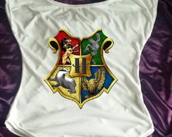 Camisa Gola Canoa Harry Potter 13