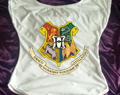 Camisa Gola Canoa Harry Potter 14