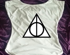 Camisa Gola Canoa Harry Potter 20