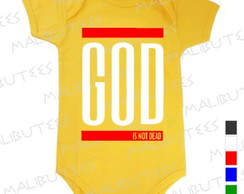 Body Infantil Gospel God