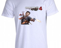 Camiseta Unisex Uncharted 01