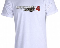 Camiseta Unisex Uncharted 02