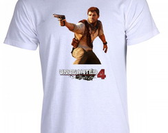 Camiseta Unisex Uncharted 03