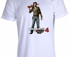 Camiseta Unisex Uncharted 04