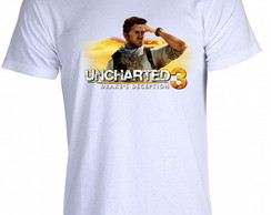 Camiseta Unisex Uncharted 05