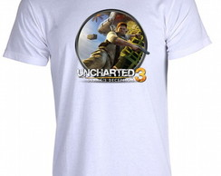 Camiseta Unisex Uncharted 06