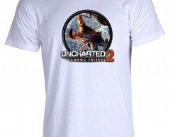 Camiseta Unisex Uncharted 07