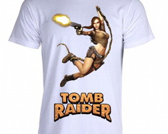 Camiseta Tomb Raider 01