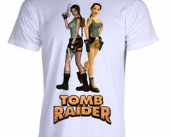 Camiseta Tomb Raider 03