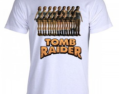 Camiseta Tomb Raider 07