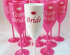 Taça Rosa Team Bride
