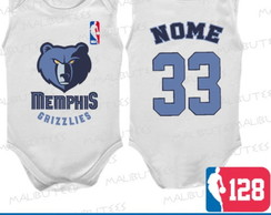 Body Regata Memphis Grizzlies Basquete