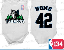 Body Regata Minnesota Timberwolves Nba